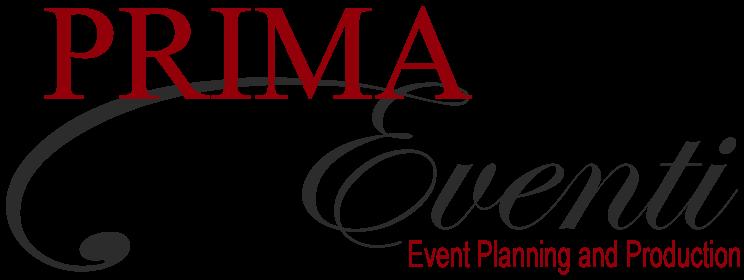 Prima Eventi Logo